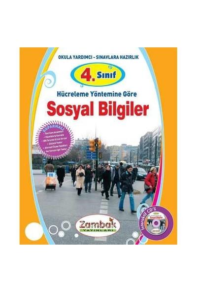 Zambak Yayınları 4.Sınıf Sosyal Bilgiler Hücreleme Yöntemine Göre