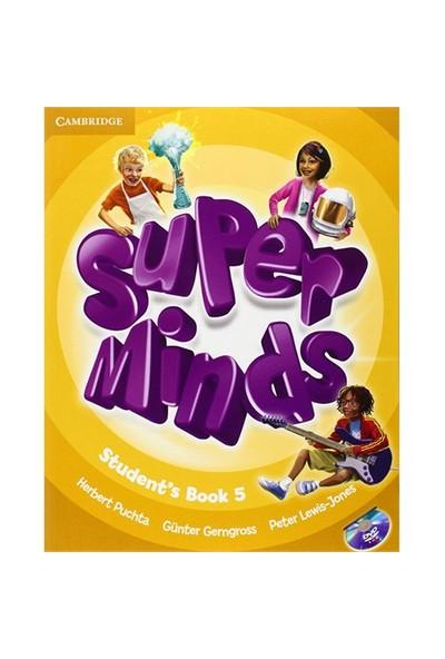 Super Minds 5 Students Book Cambridge