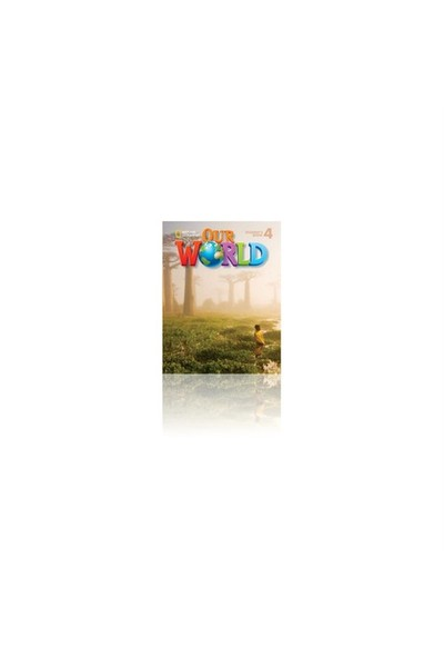 Our World 4 Studends Book +Cd National Geographic