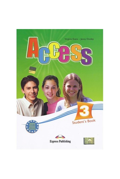 Access 3 Students Book Express Publishing