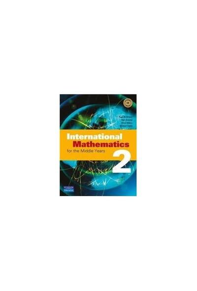 Internatıonal Mathematics For The Middle Years -2 Pearson