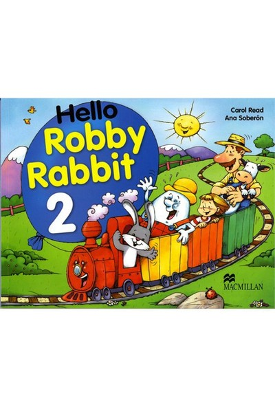 Hello Robby Rabbit 2 Macmillan Yayınları