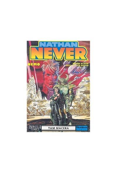Nathan Never Büyük Albüm Sayı: 5 Tam Macera Nemo