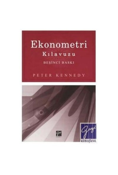 Ekonometri Kılavuzu