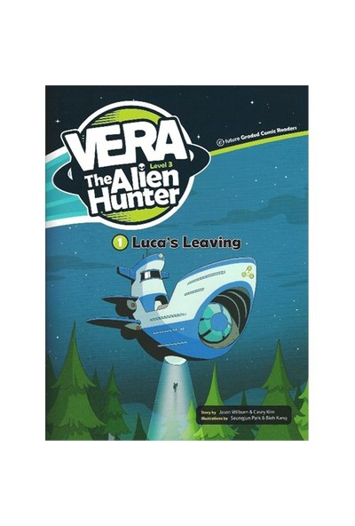 Luca'S Leaving (Vera The Alien Hunter 3)