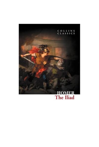 The Iliad (Collins Classics)-Homer
