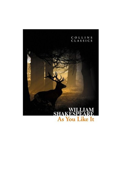 As You Like It (Collins Classics)-William Shakespeare