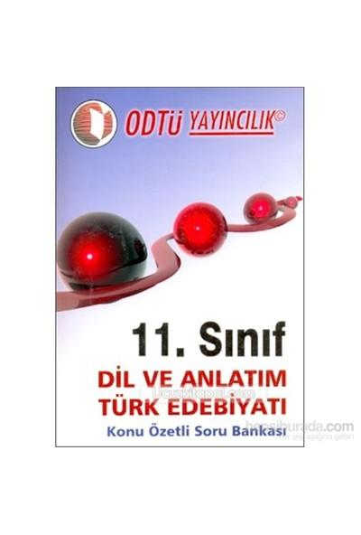 11. Sınıf Dil Ve Anlatım Türk Edebiyatı Konu Özetli Soru Bankası-Komisyon