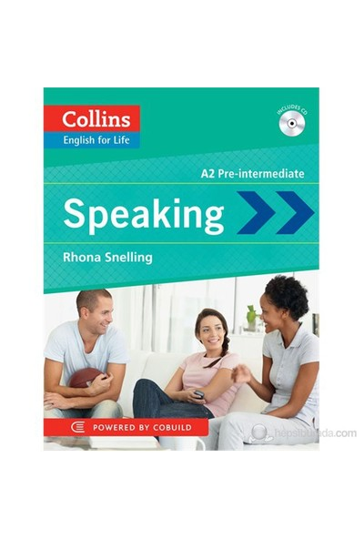 Collins English for Life Speaking +CD (A2 Pre-Intermediate)