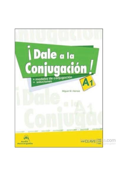 La Conjugación! A1 + Audio Descargable-Miguel M. Herraiz