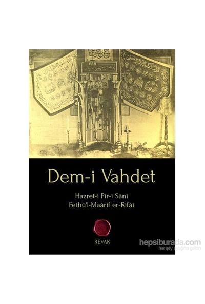 Dem-İ Vahdet-Muhammed Fethü'L-Maarif