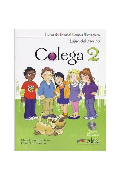 Libro Del Alumno Colega 2 Edelsa