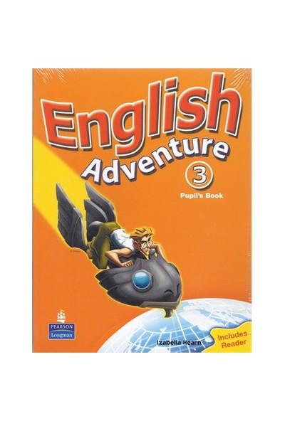 Longman Yayınları English Adventure 3 Pupils Book