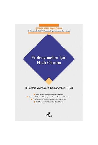 Profesyoneller İçin Hızlı Okuma - Arthur H. Bell