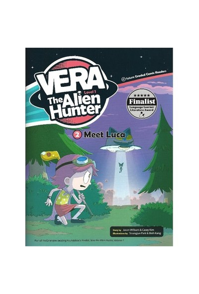 Meet Luca (Vera The Alien Hunter 1)