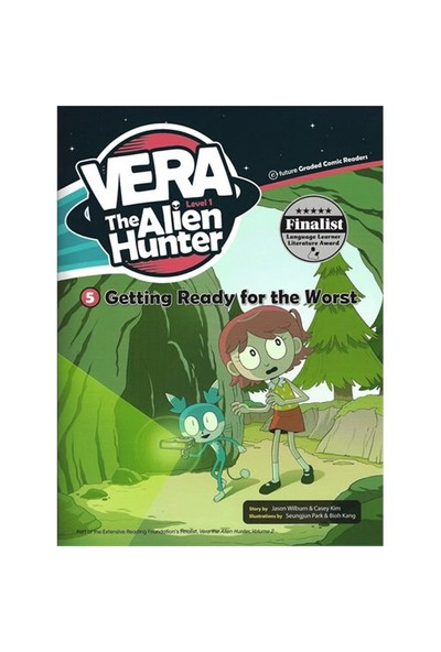 Getting Ready For The Worst (Vera The Alien Hunter 1)