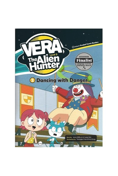 Dancing With Danger (Vera The Alien Hunter 2)-Casey Kim