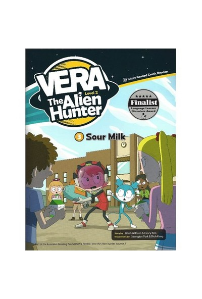 Sour Milk (Vera The Alien Hunter 2)