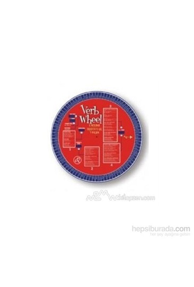 Redhouse Verb Wheel - Redhouse Fiil Çarkı-Kolektif