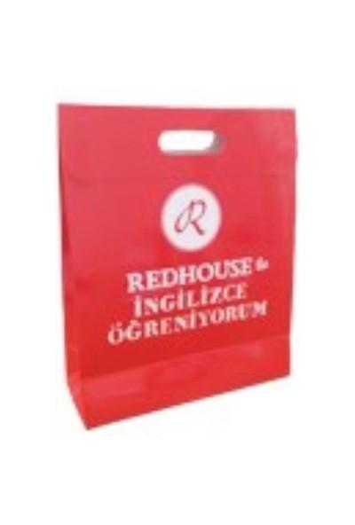 Redhouse İle İngilizce Öğreniyorum Çanta