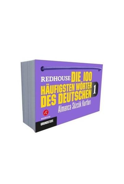 Redhouse Die 100 Haufigsten Wörter Des Deutschen 1 (Almanca Dil Kartları)-Kolektif