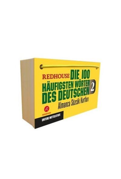 Redhouse Die 100 Haufigsten Wörter Des Deutschen 2 (Almanca Dil Kartları)-Kolektif