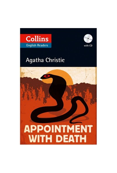 Appointment With Death +Cd (Agatha Christie Readers)-Agatha Christie