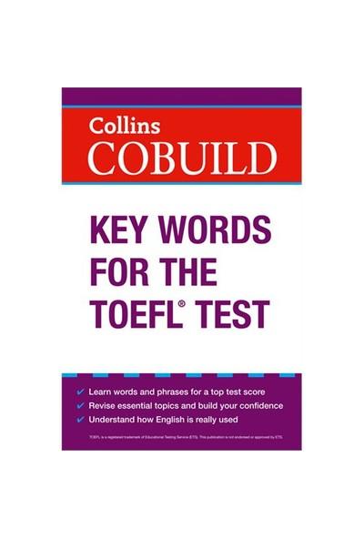 Collins Cobuild Key Words For The Toefl Test-Kolektif