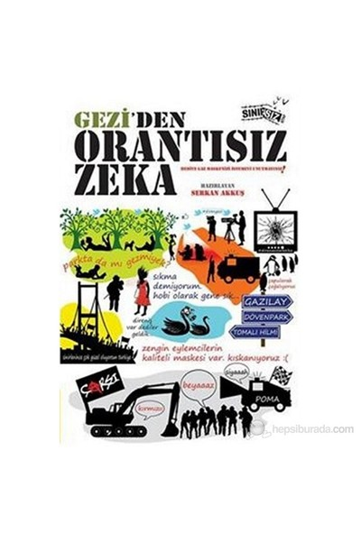 Gezi'Den Orantısız Zeka-Kolektif