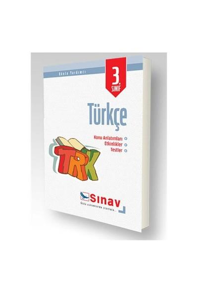 3. Sınıf Türkçe Konu Anlatımlı-Kolektif
