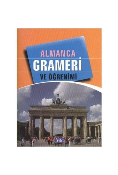 Almanca Grameri ve Öğrenimi