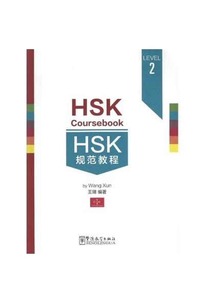Hsk Coursebook 2-Wang Xun