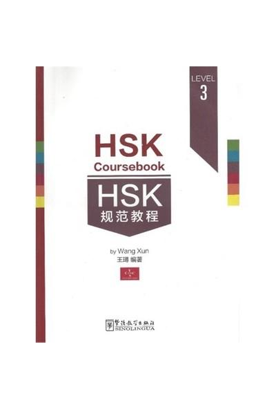 Hsk Coursebook 3-Wang Xun