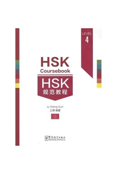 Hsk Coursebook 4-Wang Xun