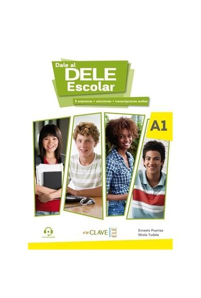 Dale Al Dele Escolar A1, Audio Descargable-Ernesto Puertas
