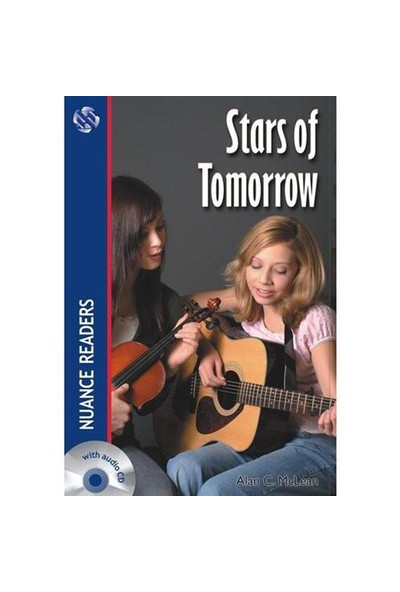 Stars Of Tomorrow + Cd (Nuance Readers Level – 1)
