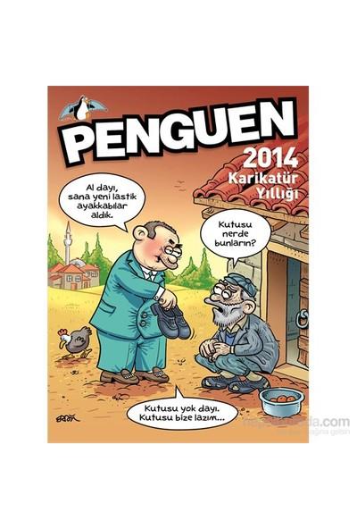 Karikatür Yıllığı 2014 –Penguen Yazar Ve Çizerleri-Kolektif