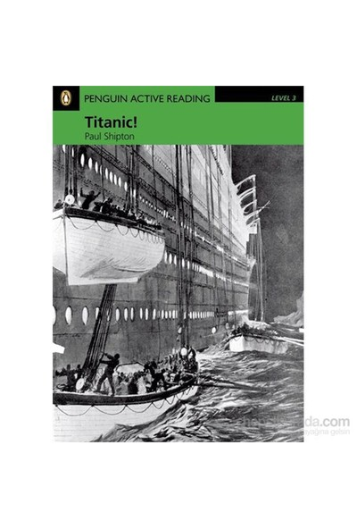 Plar3:Titanic Book And Cd Rom Pack 1St Edition - Paper-Paul Shipton