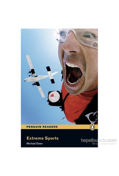 Plpr2:Extreme Sports Book And Mp3 Pack-Michael Dean