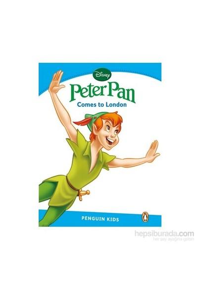 Penguin Kids 1 Peter Pan Reader-Nicola Schofield