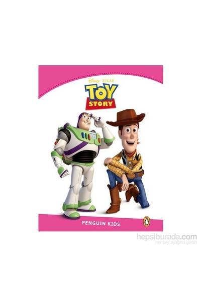 Penguin Kids 2 Toy Story 1 Reader - Caroline Laidlaw