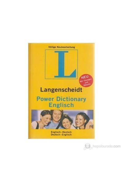 Langenscheidt Power Dictionary Englisch-Kolektif
