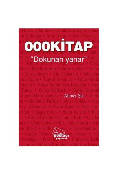 """000Kitap """"Dokunan Yanar"""""""