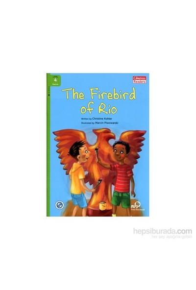 The Firebird Of Rio +Downloadable Audio (Compass Readers 4) A1-Christine Kohler