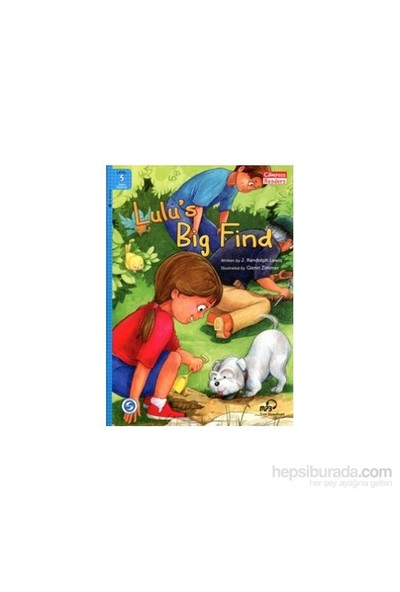 Lulu'S Big Find +Downloadable Audio (Compass Readers 5) A2-J. Randolph Lewis