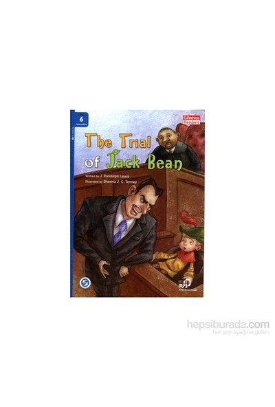 The Trial Of Jack Bean + Downloadable Audio (Compass Readers 6) B1-J. Radolph Lewis