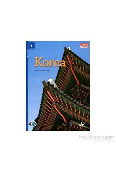 Korea +Downloadable Audio (Compass Readers 6) B1-Paul Peters