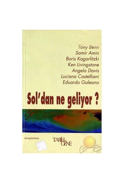 Sol Dan Ne Geliyor-Jochen Reinhert