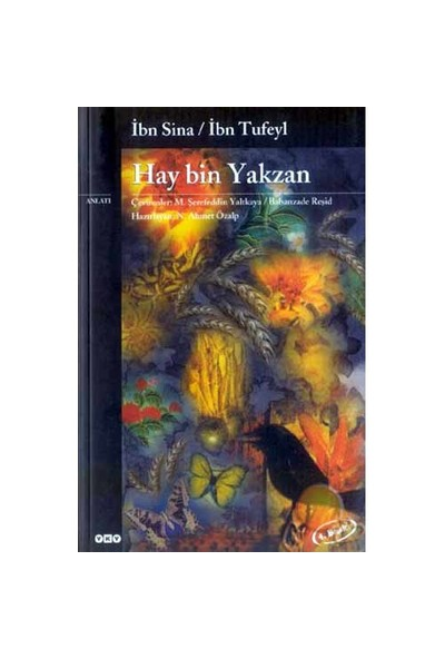 Hay Bin Yakzan - İbn Tufeyl