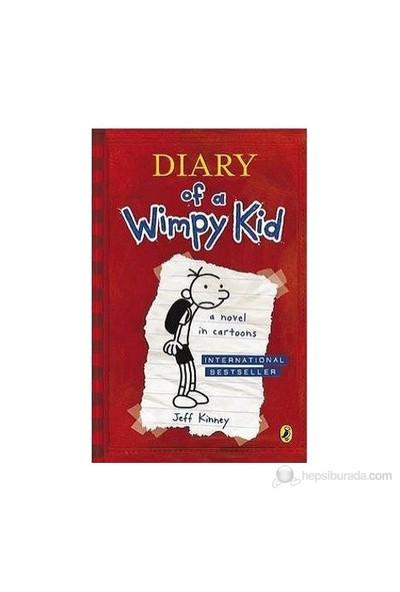 Diary Of A Wimpy Kid-Jeff Kinney